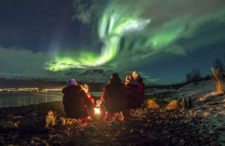 aurora photography tromso